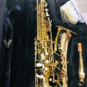 Saxo alto stagg 77-sa/sc
