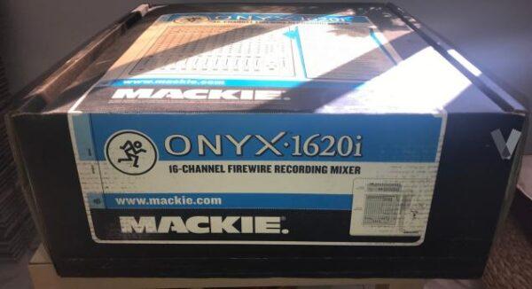 Mesa MACKIE ONYX 1620I FIREWIRE