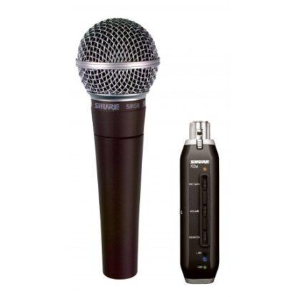 Micrófono Profesional SM-58LCX2U