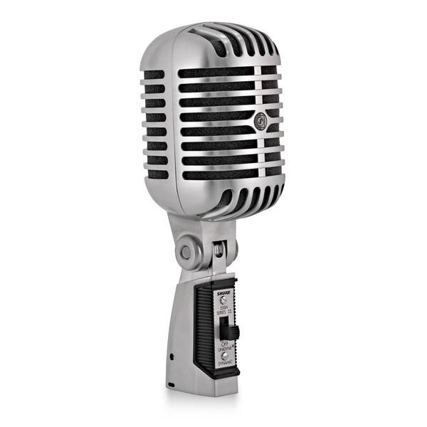 Shure 55SH Series II Micrófono de Estilo Vintage