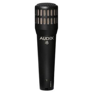 AUDIX I5 micrófono dinámico de instrumento multiuso, VLM tipo-B